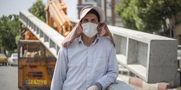 استفاده از ماسک در برخی شهرستانهای کردستان ۱۰ درصد است/حساسسازی جامعه نسبت به خطر کرونا رسالت خبرنگاران است