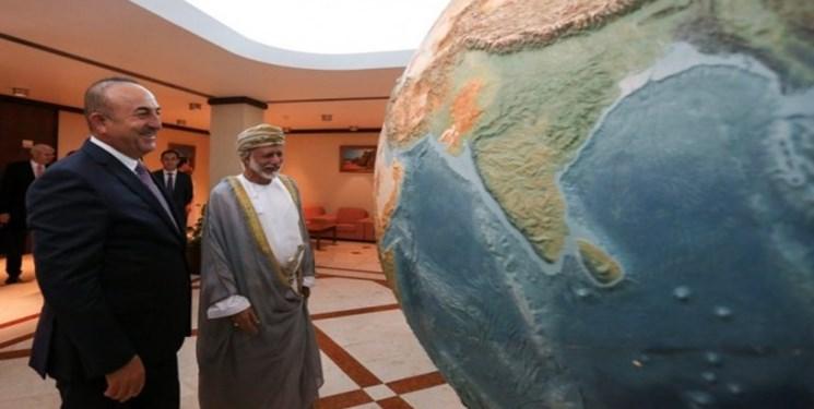 اخبار ضدونقیض از تصمیم ترکیه برای احداث پایگاه نظامی در عمان