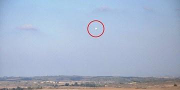 پرواز بالن جاسوسی رژیم صهیونیستی در جنوب لبنان