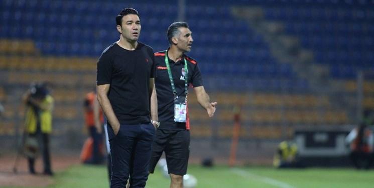 نکونام: گل گهر نشان داد میتواند در فوتبال ایران بزرگی کند/عملکرد داوران خیلی خوب بود