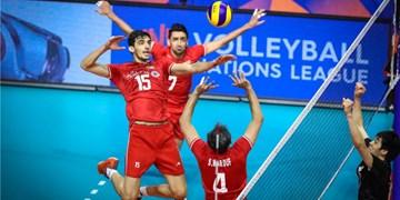 گزارش فدراسیون جهانی والیبال از مدافع بجنوردی تیم ملی والیبال