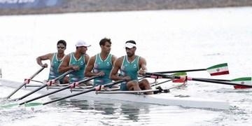 تاریخ و محل جدید کسب سهمیه روئینگ المپیک ۲۴ مهر مشخص میشود