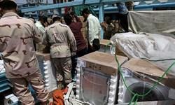کشف کالای قاچاق در مرزهای کرمانشاه/ از کشف دستکش گرفته تا کلاج خودرو
