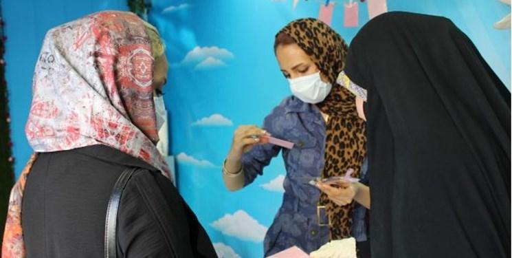 دختران آتش به اختیار تهرانی برای ترویج حجاب به میدان آمدند +عکس