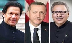 تماس «اردوغان» با مقامات ارشد پاکستان؛ کرونا و توسعه روابط محور رایزنی