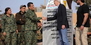 واکنش دمشق به توافق  شبهنظامیان کُرد و شرکت آمریکایی برای غارت نفت سوریه