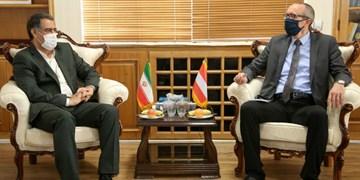 اراده قوی اتریش برای توسعه روابط با ایران