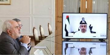 وزیر خارجه امارات همکاری با ایران در منطقه را ضروری خواند