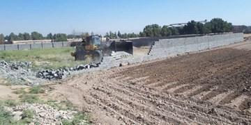 بیش از ۲۱ هزار متر ساختوساز غیرمجاز در ورامین تخریب شد