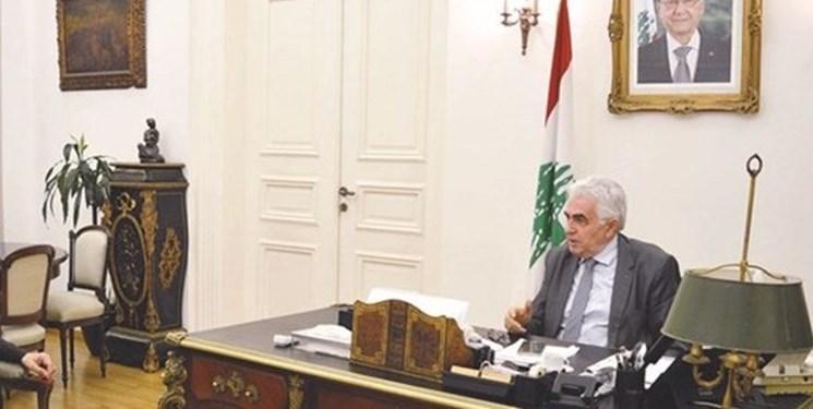احتمال کناره گیری وزیر امور خارجه لبنان