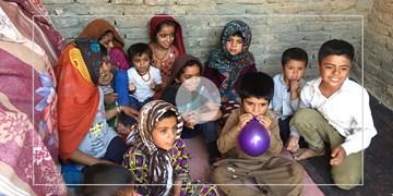 «حب الحسین(ع)» پای کار کمک به مهاجران پاکستانی