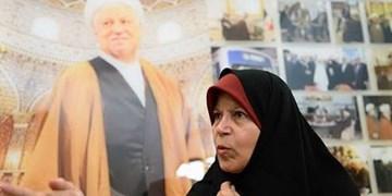 فائزه هاشمی: دوست داشتم ترامپ رأی بیاورد/ ظریف چطور میخواهد رئیس جمهور خوبی باشد؟
