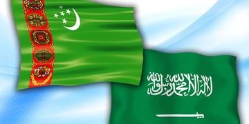 همکاری محور گفتوگوی مقامات ترکمنستان و عربستان