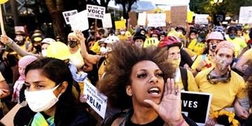 تداوم خروش مردم علیه نابرابری/ از نگرانی رنگینپوستان درباره انتخابات آمریکا تا خشونت علیه مسلمانان در انگلیس