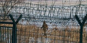 کره شمالی برای مقابله با کرونا، یک فنس جدید در مرز با چین نصب کرد