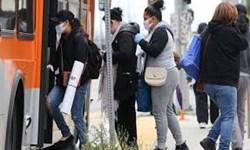 طغیان کرونا در کالیفرنیا؛ نرخ بالاتر مرگ و میر  در سیاهان،لاتین تباران و افراد کم درآمد