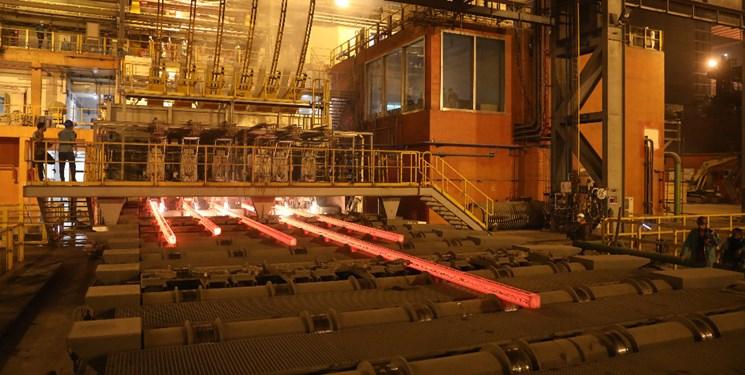 رشد تولید فولاد ایران ۱۰ درصد بالاتر از میانگین جهانی است/ تلاش ایمیدرو برای توسعه صنعت خراسان شمالی