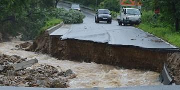 بارانهای موسمی در کره جنوبی حداقل ۳۰ تن کشته و هزاران آواره برجا گذاشت