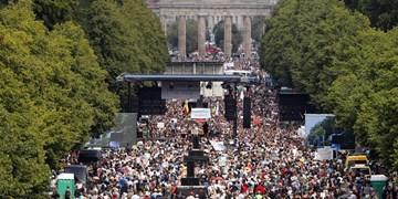 مقامات آلمان تظاهرات علیه محدودیتهای کرونایی را محکوم کردند