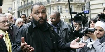فعالیت کمدین فرانسوی ضد یهود در فیسبوک و اینستاگرام برای همیشه ممنوع شد