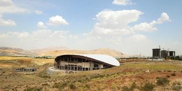 ورزشگاه حسینی الهاشمی در انتظار اتمام
