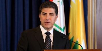 نیچروان بارزانی: دولت و پارلمان عراق در قبال حمله به «عین الاسد» سکوت نکنند