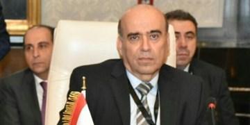 وزیر خارجه لبنان، جلب اعتماد مردم را بر درخواست کمک از فرانسه مقدم دانست
