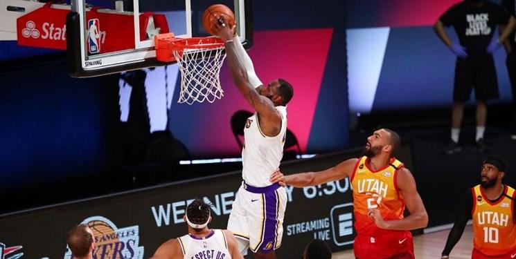 تیم منتخب NBA مشخص شد+عکس
