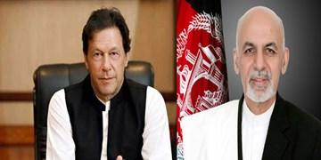 عمران خان خواستار آغاز مذاکرات دولت افغانستان با طالبان شد
