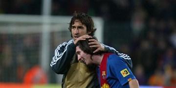 مسی در یک قدمی رکورد رائول در لیگ قهرمانان اروپا