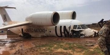 سانحه برای هواپیمای سازمان ملل متحد  در مالی؛  مجروح شدن 11 نفر