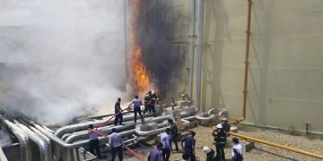 نیروگاه شهید باکری سمنان در مدار قرار گرفت/ خسارت زیادی وارد نشده است