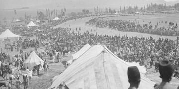 سنت ایرانیان دوره قاجار در عید غدیر/ هرکس هر هنری داشت رو میکرد!