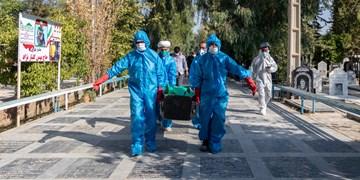 کفن و دفن رایگان اموات در بهشت احمدی شیراز