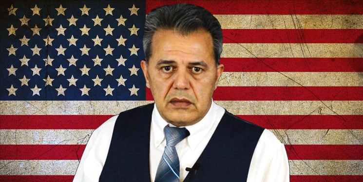 خبرسازی به سبک آمریکایی درباره دستگیری جمشید شارمهد