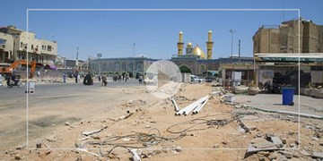 پلارک: آماده کمک به توسعه حرم حضرت عباس(ع) هستیم