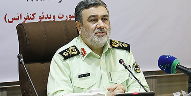فرمانده ناجا: پلیس فتا با نا امن کنندگان فضای مجازی قاطعانه برخورد کند/ جایی برای جولان مجرمان نیست
