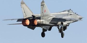 «میگ-31» روسیه هواپیمای جاسوسی «فالکون-20 » نروژ را رهگیری کرد