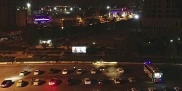 آغاز اکران جشنواره فیلم عمار در جزیره قشم