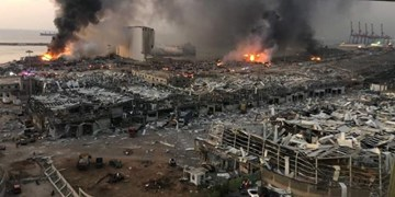 پیام تسلیت مشاور رهبر انقلاب در پی انفجار بیروت