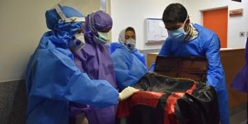 تجلیل از کادر درمان بیمارستان امام خمینی شهرستان آمل