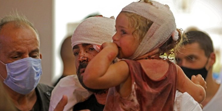 گزارش الجمهوریه لبنان | اهمال یا اسرائیل؟ نگهداری 2700 تن نیترات آمونیوم در انبار بیروت