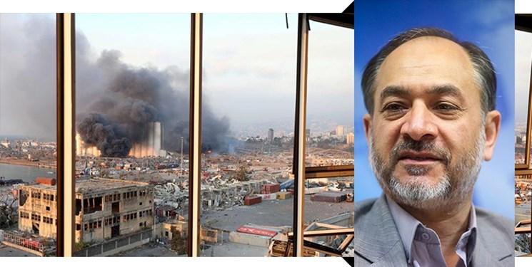 چه کسانی از انفجار بیروت منتفع شدهاند؟