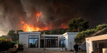 آتشسوزی جنگل در فرانسه حداقل 22 زخمی بر جا گذاشت