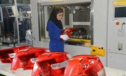 کروز تولید کننده 85 درصد از چراغ های مورد نیاز خودروسازان است