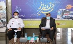 افتتاح 7 پروژه متعلق به اورژانس در استان زنجان