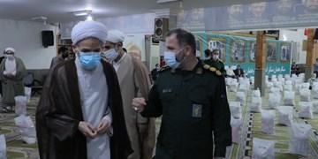 برگزاری رزمایش کمک مومنانه در ساری| برخورداری 58 هزار نفر از خانوادههای آسیب دیده  کرونا از بستههای حمایتی