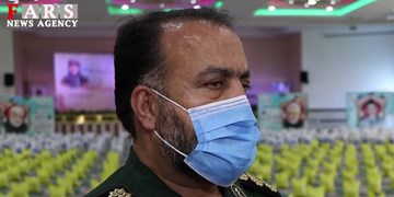 توزیع ۲۰۰ هزار پرس غذا در سمنان/ ۶۰ گروه جهادی همچنان ماسک تولید میکنند+ فیلم