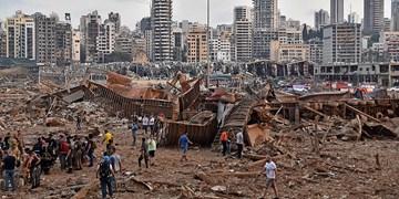 گزارش سازمان ملل| 178 کشته و 30 مفقودی بر اثر انفجار بیروت