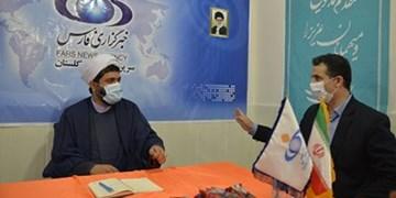 خبرگزاری فارس رسانه شناسنامهدار و ارزشی است/ افتتاح قرارگاه مومنانه در آققلا